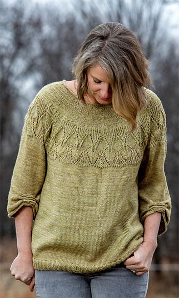 Frolic Pullover