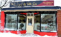 Wool & Silk Co. Storefront